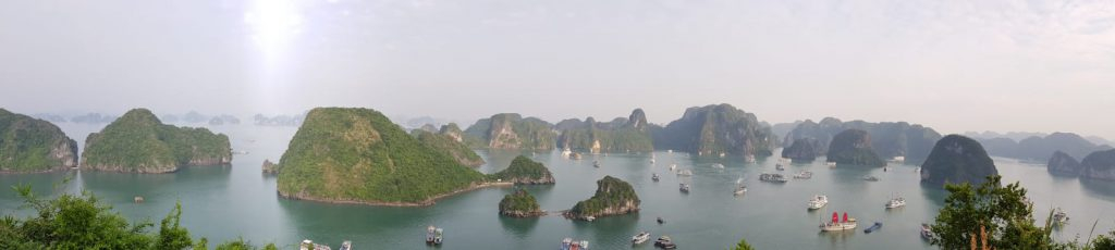 Cozy Bay Cruise Itineary Overnight tour in Halong Bay