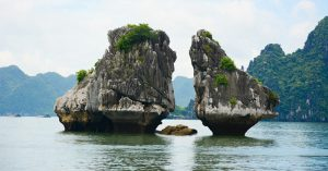 Halong Bay weather in February, Cozy Bay Cruise
