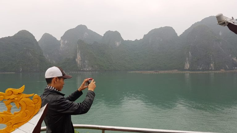 halong bay weather in March, halong bay tours