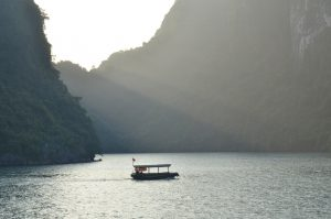 Halong Bay weather in January