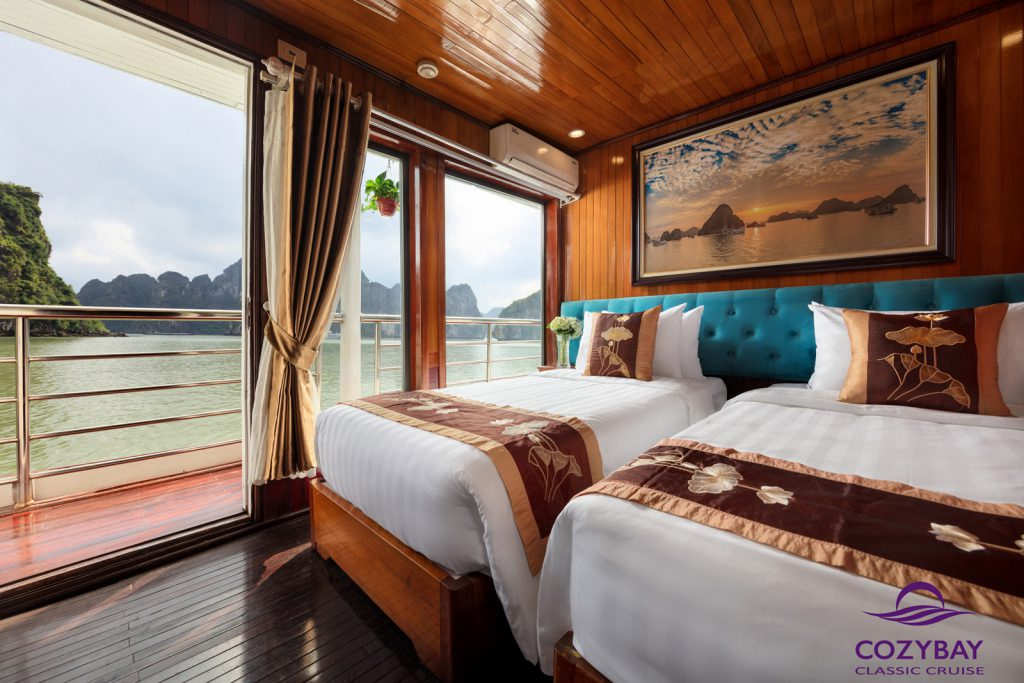 cozy bay classic cruise luxury twin cabin 21