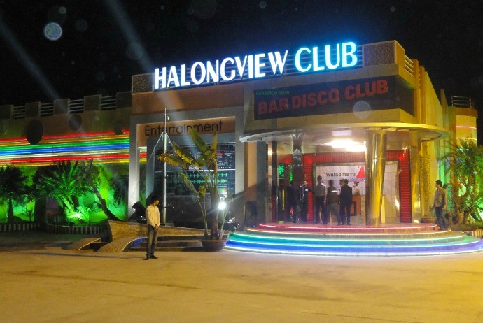Halong View Club, halong night life