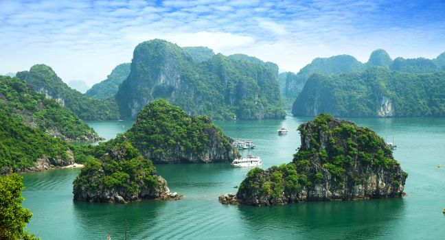 halong bay weather in december, the best tim to visit halong bay
