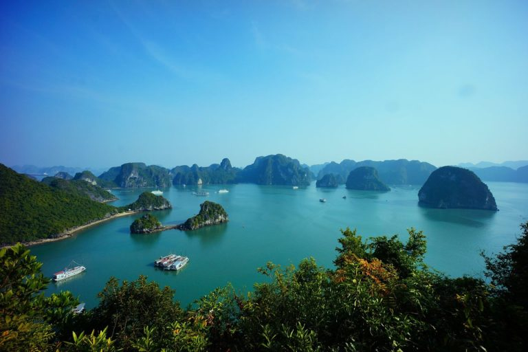 halong bay weather in july 2019