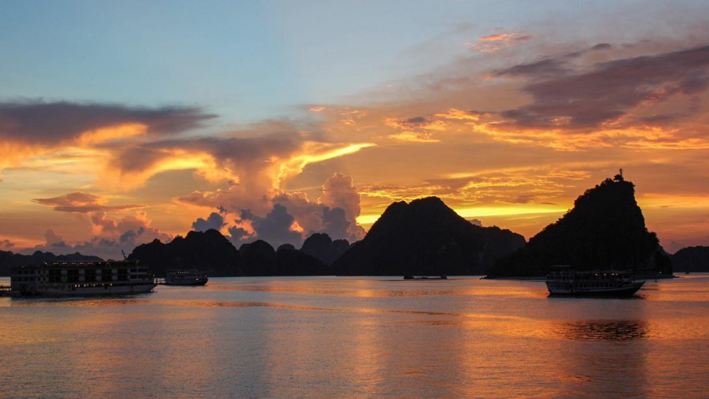 halong bay weather in july, cozy vietnam travel