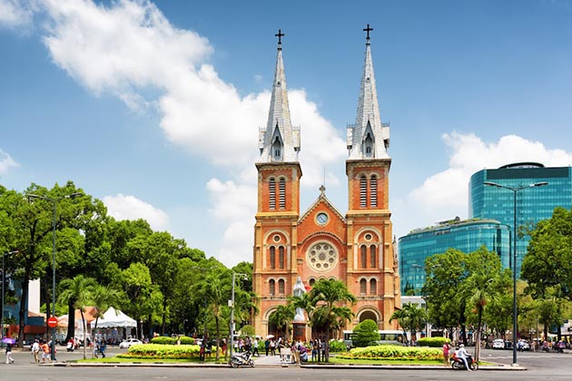 Duc Ba Church in Ho Chi Minh City Vietnam, Vietnam Package tours