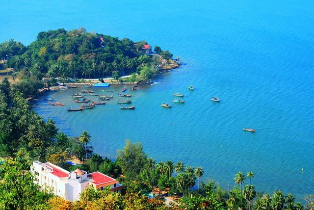 Mui nai beach vietnam, cozy vietnam package tours
