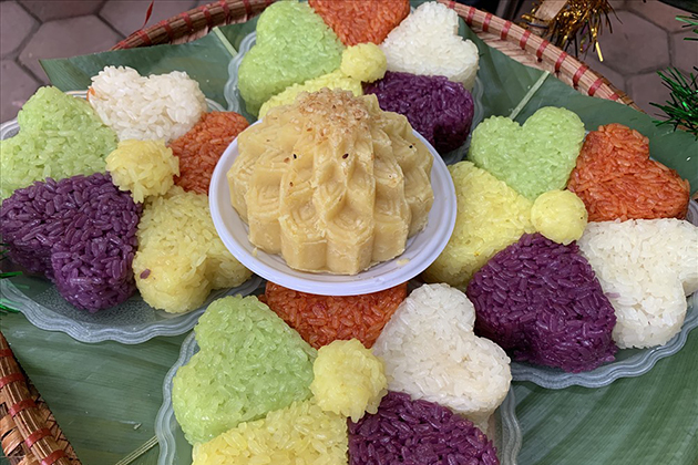 five-color-sticky-rice-hoang-su-phi-vietnam-cozy-tours-daily-tours