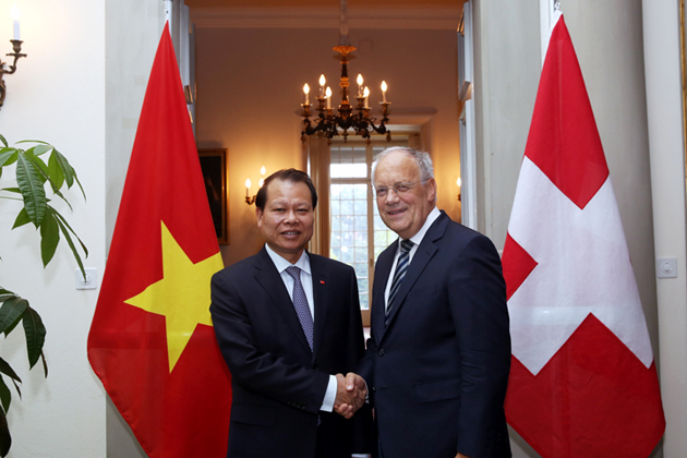 swiss-embassy-cooperation-between-vietnam-and-switzerland